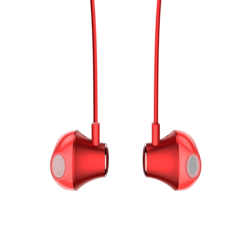 Baseus S11A Encok Necklace Wireless Earphone Bluetooth 4.2 Red (NGS11A-09)
