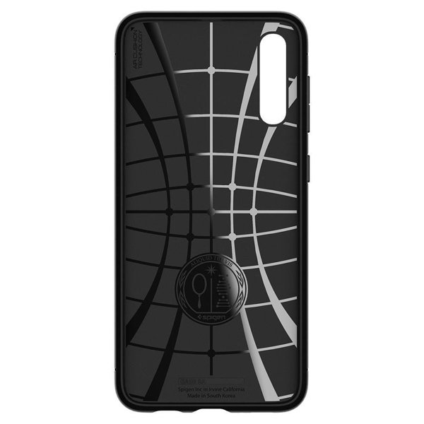 Spigen Rugged Armor Galaxy A50 Matte Black