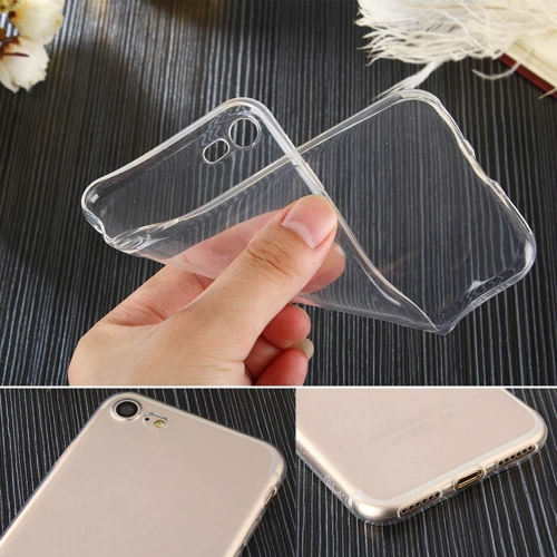 Ultra Clear 0.5mm Case Gel TPU Cover for OnePlus 7 transparent