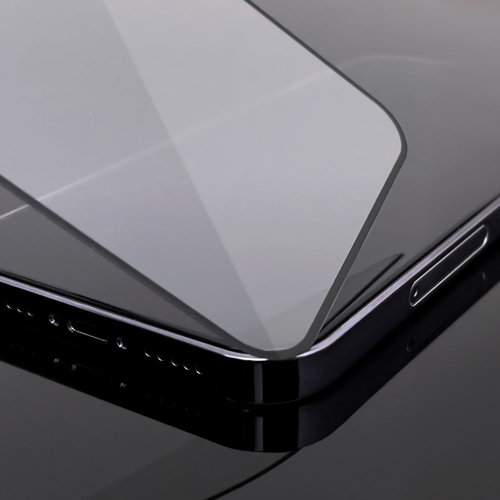 Wozinsky Tempered Glass Full Glue Screen Protector Full with Frame Case Friendly for Huawei P Smart Plus 2019 / P Smart 2019 black