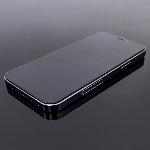 Wozinsky super wytrzymałe szkło hartowane Full Glue na cały ekran z ramką Case Friendly Huawei Honor 20 Pro / Honor 20 czarny